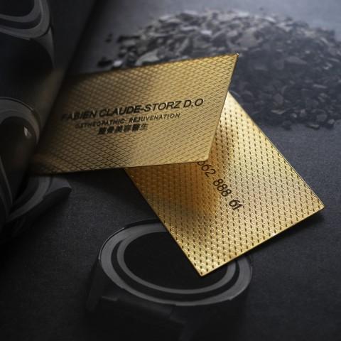 carte-de-visite-or