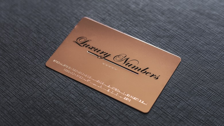 rose-gold-metal-card